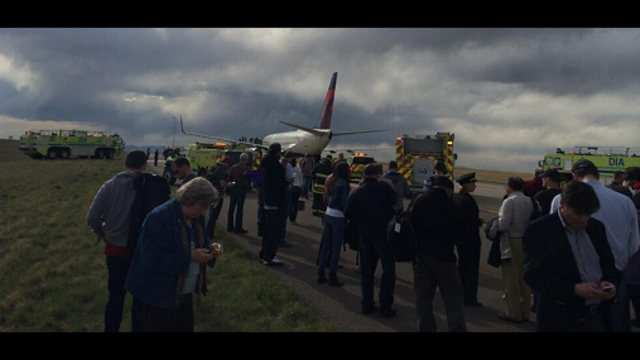 Delta flight forced to land 2