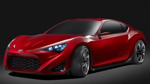 2012 Scion FR-S concept car