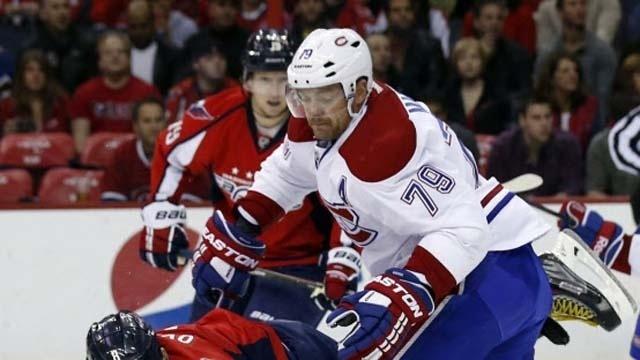 Andrei Markov Canadiens Capitals