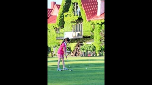 Boyne golfing