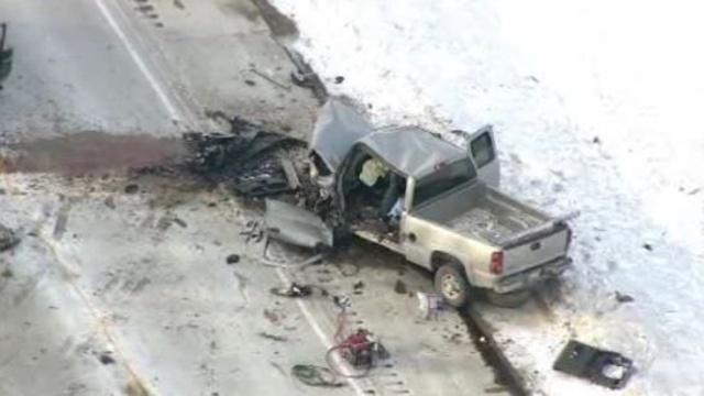 Bruce Township crash 3