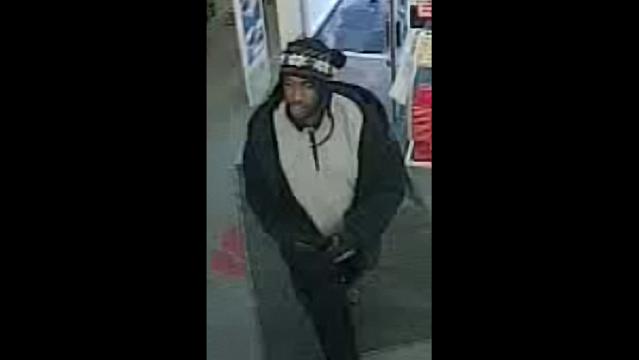 Car robberies suspect 2