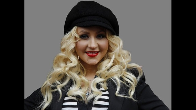 Christina Aguilera AP