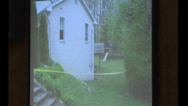 Cipriano home evidence picture
