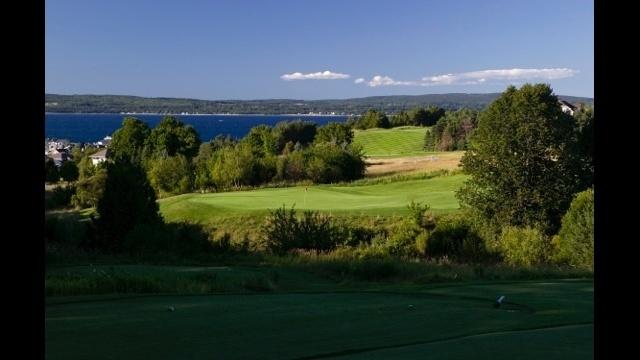 Crooked Tree Golf Club Hole No 8