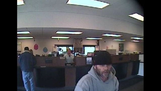 David Nadeau bank robbery