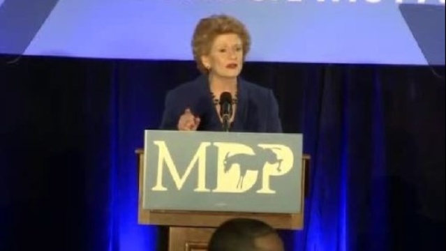 Debbie Stabenow April 20