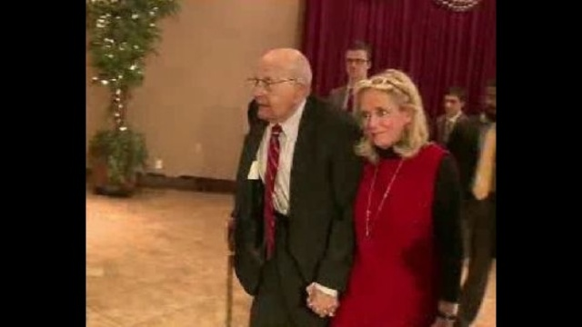 Debbie and John Dingell