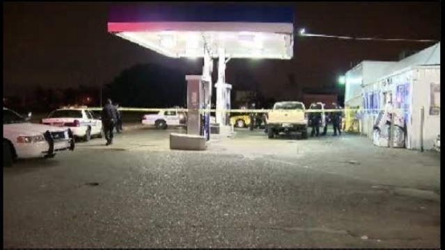 Detroit cab driver shooting