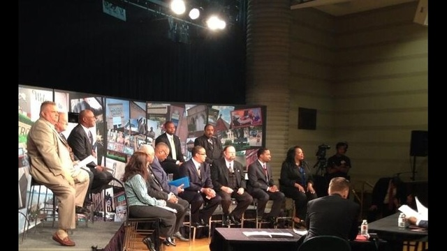 Detroit mayoral debate