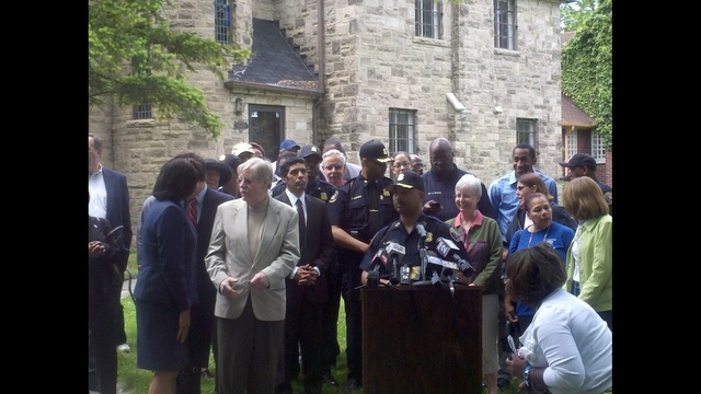 Detroit police chief community policing initiative1