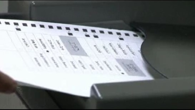 Detroit primary ballot