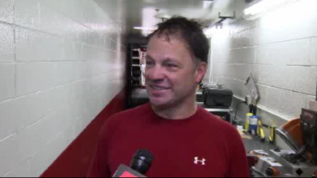 Dino Ciccrelli on Alumni Showdown 2013