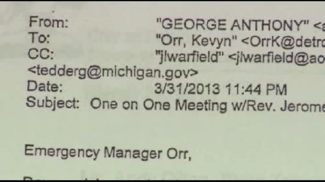 Emails in Craig lawsuit