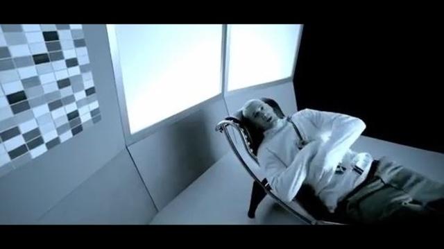 Eminem in straight jacket