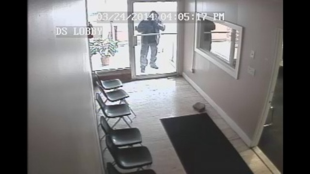 Ferndale doctor's office attempted robbery3