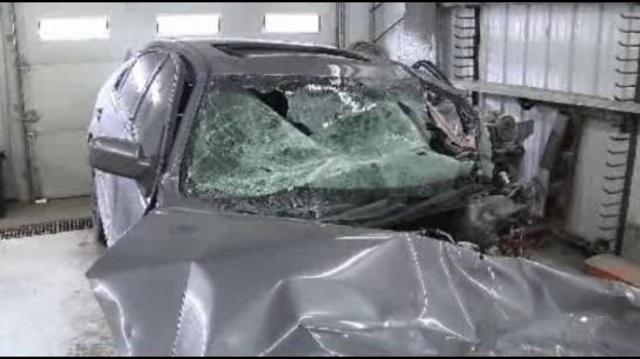 Freedom Township crash vehicle 2