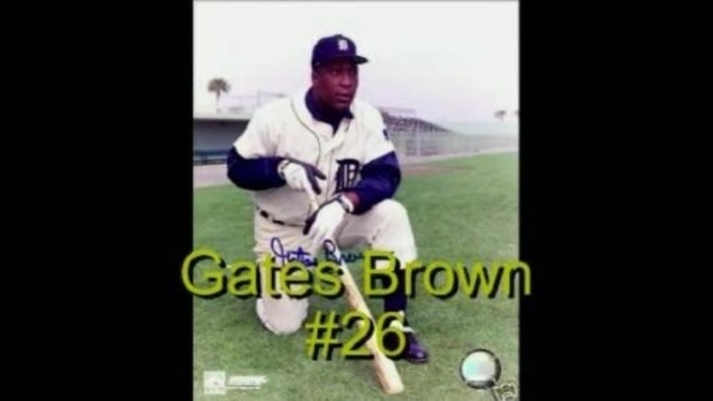 Gates Brown