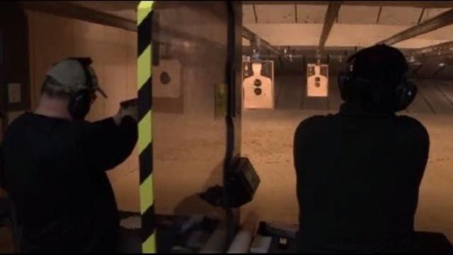 Gun range Southfield