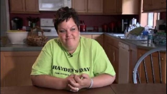 Hayden's mom