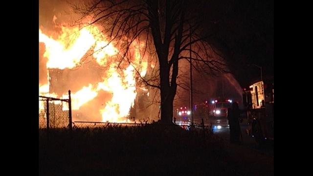 Heidelberg penny house fire