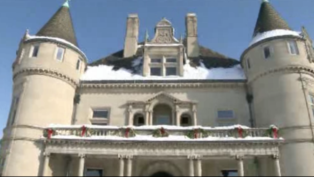 Historic Detroit mansion for sale