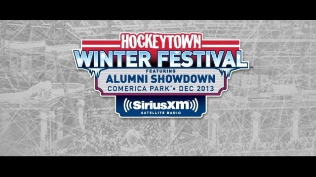 Hockeytown Winter Festival logo
