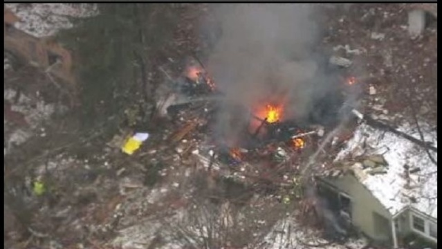 House explosion Royal Oak_19111714