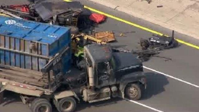 I-75 truck crash 6