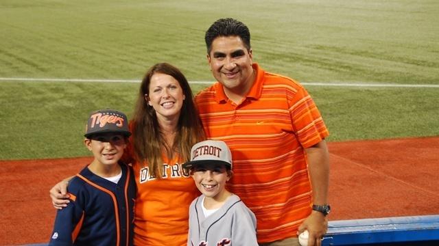 Jim Saucedo and family 1