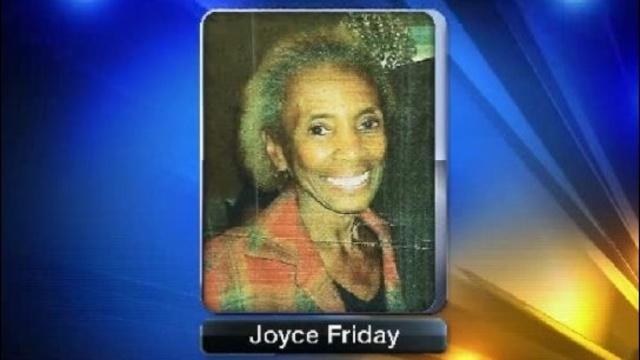 Joyce Friday