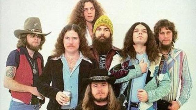 Lynyrd Skynyrd rock band