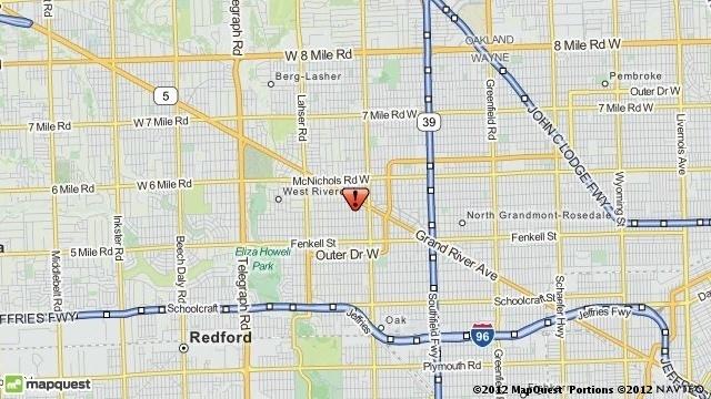 MSP pursuit shots fired Detroit