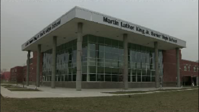 Martin Luther King Jr. High School
