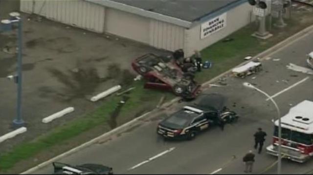 Mount Clemens crash 1