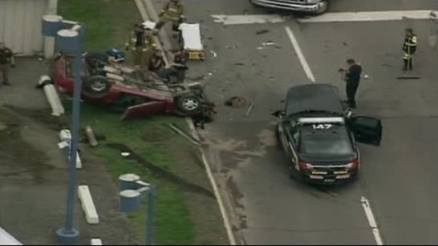 Mount Clemens crash 2