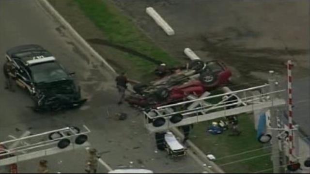 Mount Clemens crash