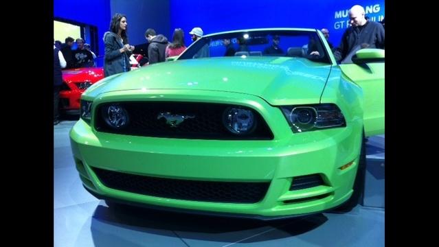 Mustang GT premium convertible_18215366
