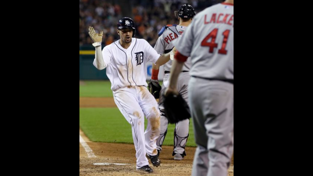 Nick Castellanos June 9 AP Photo