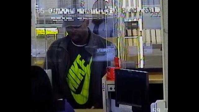 Oak Park bank robber