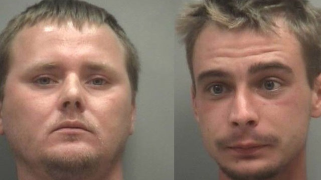 Ponchos arson suspects copy