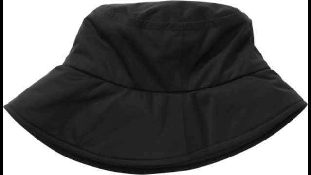 RFX BUCKET HAT BLACK