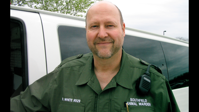 Animal Warden Robert White