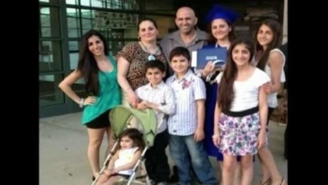 Samir Hannawa and family