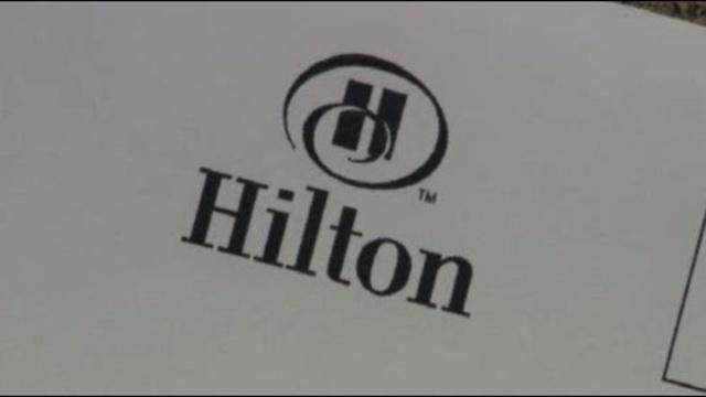 San Diego Hilton Hotel Godbell bill
