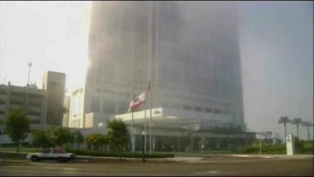 San Diego Hilton hotel