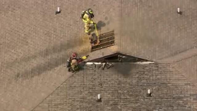 Southfield apartment fire 2
