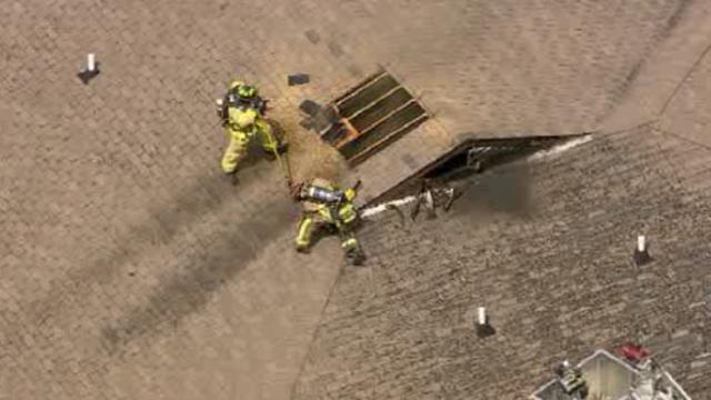 Southfield apartment fire 3