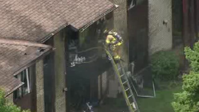 Southfield apartment fire 6