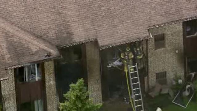 Southfield apartment fire 7